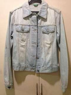 Denim jacket [Benetton]