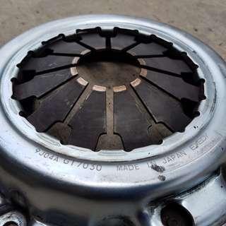 Clucth kancil l2s turbo