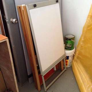 Easel Boards and White Boards