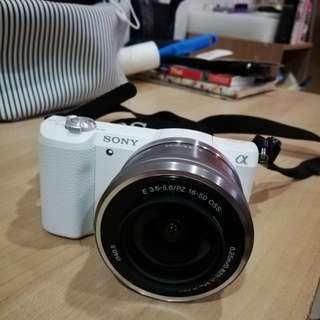 Sony A5100 (nego till let go)