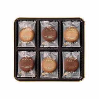 Full set Godiva chocolates cookies 18 pcs 生日禮物 情人節禮物