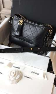Chanel Gabrielle Small Hobo (Full Counter Packaging)