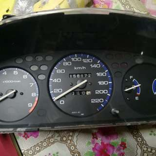 Meter manual civic ek4