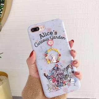 iPhone 7 Case 愛麗絲 alice