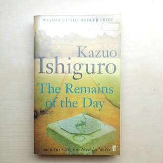 TO BLESS: Free Book The Remains Of The Day, A' Levels Exam Book, #BLESSINGS