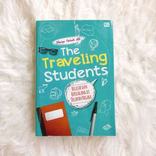 Maisya Farhati - The Traveling Student