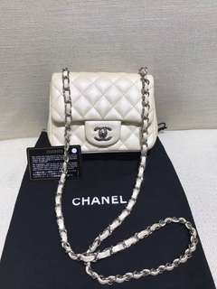 Chanel 17cm bag