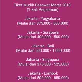 Order Tiket Online Pesawat