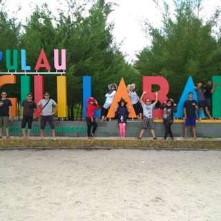Open Trip One Day Trip Gili Labak dan Pantai Sembilan