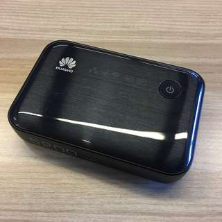 Huawei Router with ethernet and powerbank capabilities