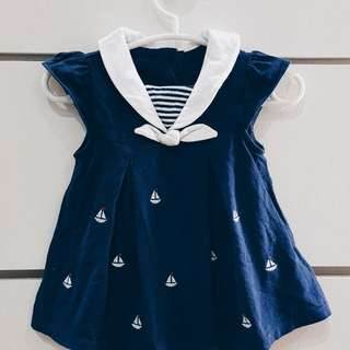 Mothercare Sailor Dress