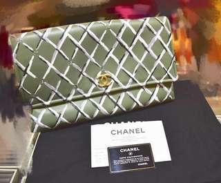 Chanel clutch 2018新款