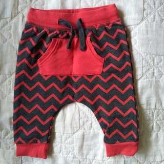 Baby Boy Pants 3-6m
