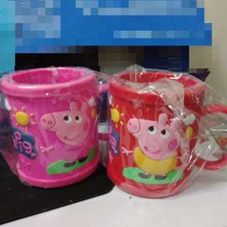 Peppa pigs cup