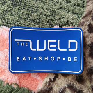 THE WELD Blue Magnet