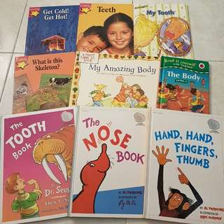 Books about Human Body