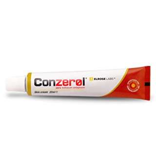 Stop Molluscum Today. Conzerol Treatment for Molluscum Contagiosum. Painfree and Natural