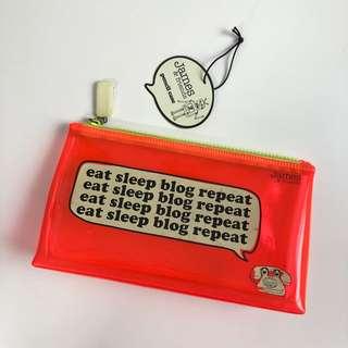 james & friends pencil case