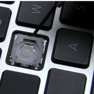 Macbook Pro A1286 2011 2012 Original Individual Key Replacement Keycaps