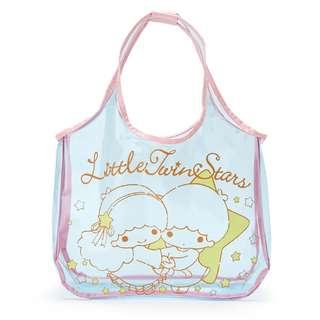 [PO] Sanrio Little Twin Stars Color Vinyl Tote Bag