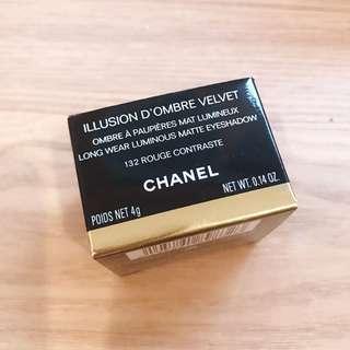 CHANEL long wear luminous eyeshadow(132)