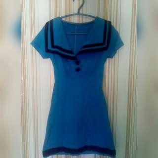 Sailor Moon type long blouse