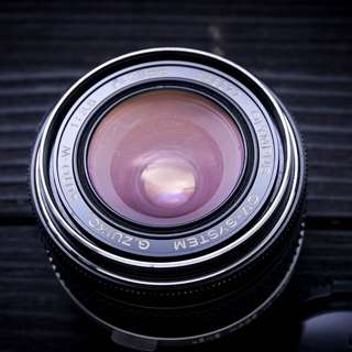 Olympus 28mm f3.5 OM mount lens
