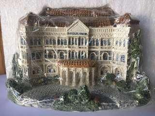 Raffles Hotel miniature