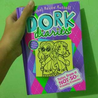 Dork Diaries: Tales From A Not-So Friendly Frenemy (Book #11)