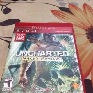 BD PS3 Uncharted Drake's Fortune second