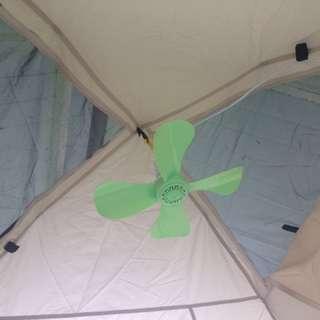 5葉片 帳篷小吊扇