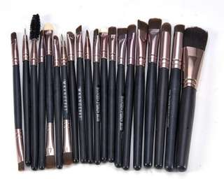 20pcs brushes set
