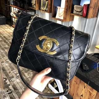 Chanel Vintage bag 大極品