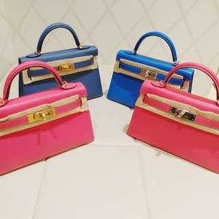 Hermes mini kelly