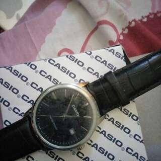 jam tangan casio MTP-V002L ori
