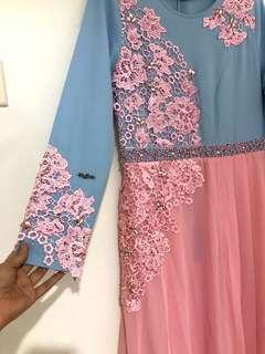 Baju nikah / tunang / moden dress