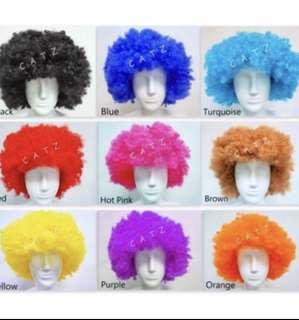 < CATZ > Afro Hair Wig