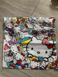 Hello Kitty 索繩袋
