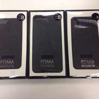 Iphone 電話殻 X 8 8plus Phone Case Pitaka
