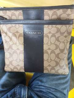 coach sling bag original