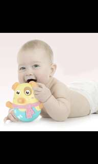 Tumbler ratter baby toys