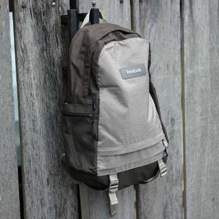 Tas Reebok Backpack Brown Original
