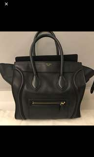 PL AUTHENTIC CELINE MINI LUGGAGE