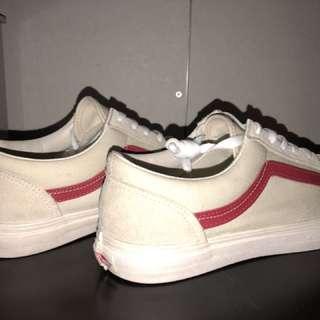 VANS style36紅線