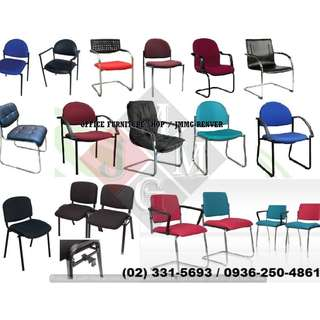 visitor chairs * affordable price ) office partition
