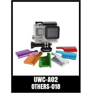 GOPRO ALUMINIUM SPARE CLIP FOR UNDERWATER HOUSING UWC-A02
