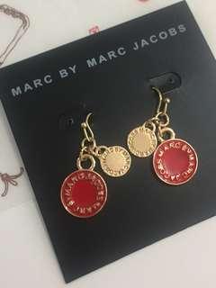 Marc Jacobs 吊飾耳環