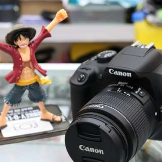 Kredit kamera dslr canon 1300d