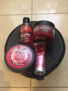 Body Shop Bath Kit