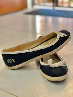 Lacoste doll shoes